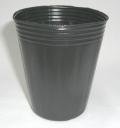 ポリポット深型 7.5cm 黒 2000個