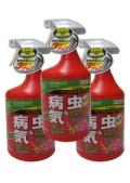 【送料無料】 殺虫剤 スプレー 1000ml  3本セット ベニカXファインスプレー