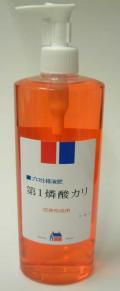 第一燐酸カリ液肥 480cc リンカリ肥料 リン酸カリ