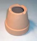 素焼き鉢3.0号 大穴 10枚