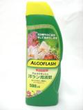 アルゴフラッシュ 500ml 洋蘭用液肥 世界記録持つ肥料