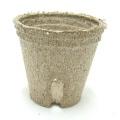 ジフィーポット 5.5cm 100個セット 穴あり 種まき 挿し芽 Jiffy