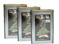 玉肥 24kg 缶 (小粒2缶+大粒1缶) マルタ玉肥 一番搾り油かす肥料 送料無料