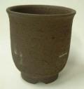 カンアオイの植木鉢 寒葵 4.0号