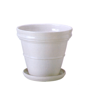 MIRA ミラシリーズ MI-1(15号)  陶器鉢カバーの販売・通販【大きな観葉植物専門店 ガーデントロピカ】