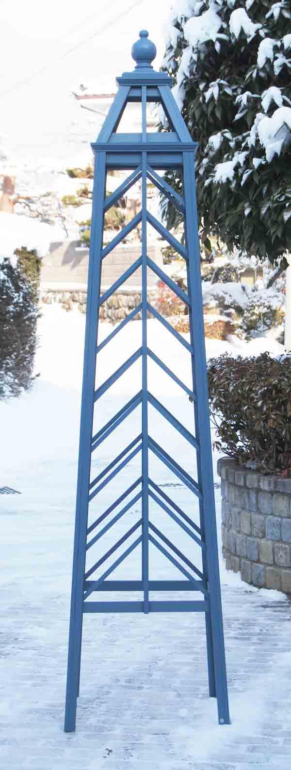 オベリスク SPピラミッドタイプ 「ツリー」サイズ:WL(高さ212cm、幅50cm、奥行き50cm)