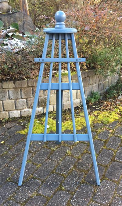 ハンギングスタンド イーゼルタイプ 「ロッド3R」サイズM(高さ90cm、幅48cm、奥行き44cm)