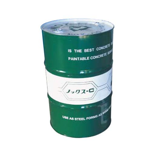 【送料無料】コンクリート型枠剥離剤 油性タイプ ノックスC (200L) ノックス [ケミカル用材][剥離剤][油性タイプ]