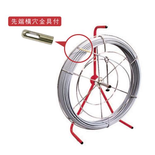【特価】シルバーグラスライン GL-0705RS(50m) ジェフコム [下水道工事用材][下水管清掃]