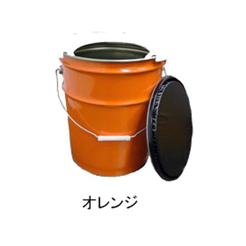 簡易トイレ マイペール(ペール缶便座) まいにち [仮設用材][簡易仮設トイレ]