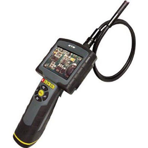 【特価】STS 測量・測定機器 液晶モニター付工業用内視鏡 SDI-55 標準セット MicroSDカード対応 [測量][測定機器][工業用内視鏡]