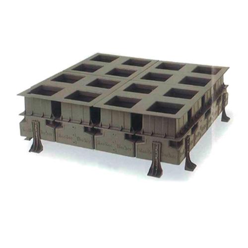 土のう製作器 ビービーワーカー (16型)(48×62cm用)ビービーダブリュ[土嚢袋詰め器 ] [建築土木機材][土嚢袋詰め器]