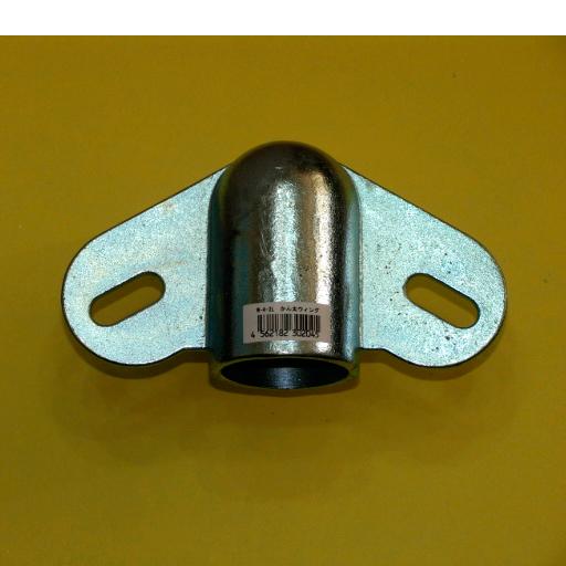 パイプハウス用接続金具 W-4-2L 両勾配棟左右用【ジョイント工業】
