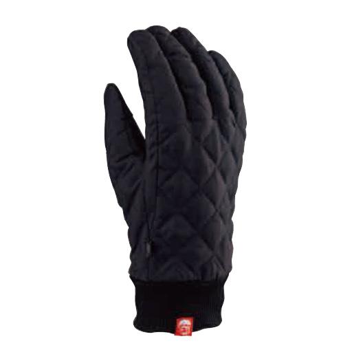 防寒手袋 防寒キルト手袋 2606 5双 川西工業