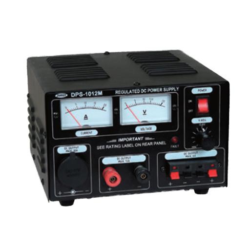 【送料無料】日動工業 直流安定化電源装置 DPS-1012M 100V→DC12V(12V仕様) 屋内型 [作業工具][産業機械][インバーター][コンバーター][電源装置]