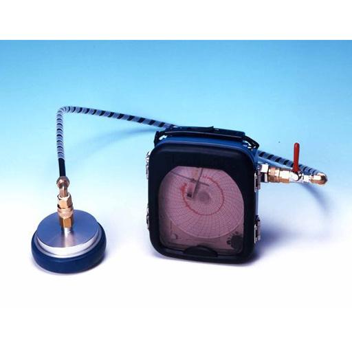 【送料無料】フジテコム 自記録式水圧測定器 FJN-501C [作業工具][産業機械][管工][電設工具][配管工具][水圧試験機]
