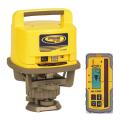 【送料無料】ニコン・トリンブル レーザーレベルLL500/受光器HL700/クランプ(気泡管付)/三脚付 [測量][測定機器][レーザーレベル]