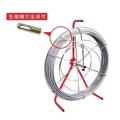 【特価】シルバーグラスライン GL-0710RS(100m) ジェフコム [下水道工事用材][下水管清掃]