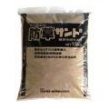 【送料無料】防草砂 表土被覆材 防草サンド(15kg) 雑草を抑える砂 マツモト産業
