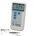 【カスタム】デジタルアスファルト温度計 CT-1310D/液体用センサー LK-300 (測定範囲:-40~300℃)★送料無料★