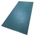 【送料無料】コロバンマット 1枚 3t×500W×1,000L 緑 アラオ