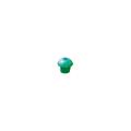 【送料無料】パイプカバー キャッピカ(シール付) 200個 D19~25(48.6φ単管兼用) 緑 アラオ