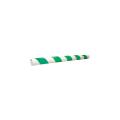 【送料無料】パイプガード(反射式) 30本 50φ×68φ×1,000L 緑/白 アラオ