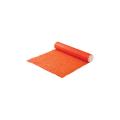 【送料無料】エコメッシュフェンス 1巻 1m×50m オレンジ エコマーク認定 アラオ