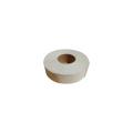 【送料無料】カットライン 仮ラインテープ 10巻 離型紙なし 50w×45m 白 アラオ