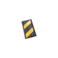 【送料無料】コーナーガード(反射タイプ) 10枚  270W×2,000L(うちクッション部220W) 黄/黒 アラオ