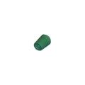 【送料無料】脚立足ゴム L型 200個 28.6φ 緑 ゴム アラオ