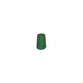 【送料無料】脚立足ゴム O型 300個 28.6φ 緑 樹脂/座金入り アラオ