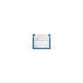 【送料無料】エコマグネットボード(紐付) A4ヨコ 10枚 295×350 エコマーク認定 アラオ