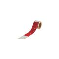 【送料無料】テープロッド 10巻 75w×25m巻 赤白30cmピッチ アラオ