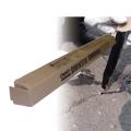 【クラフコ(USA)】アスファルト接合補修材 クイックスティック(1本)[1本の目安は5~6m] [駐車場補修] [道路補修] [道路工事用材][アスファルト補修材]