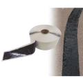 【アウトレット品】貼付型アスファルト補修材 クイックシール(1巻:W6cm*L15m)粘着防止剤付