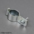 【コバッシャー】鋼管用 ガスバンド 15A(内径21.7×T2.0×W15)500個入[ガス配管用バンド]