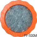水抜き孔用パイプフィルター PF-100M (透水マット付)