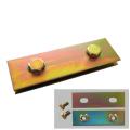 リピーボード用 連結金具セット(接続金具上下/ボルト) [仮設用材][敷板][連結金具]