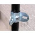 単管接続用 L型ボルト止め金具 S-8-1L【ジョイント工業】締付:ホーローセット(イモネジ)