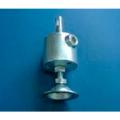 単管接続用 水平ベース 500kgタイプ S-15-1A-500【ジョイント工業】締付:ホーローセット(イモネジ)