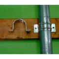単管取付金具 鉄サドル 23-1S鉄【ジョイント工業】木材止めに