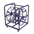 【送料無料】マジックリール ダブルタイプ MRW-4801 ジェフコム [作業工具][産業機械][管工][電設工具][電設作業工具][ケーブルリール]
