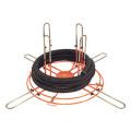 【送料無料】ジャンボリール JR-170 ジェフコム [作業工具][産業機械][管工][電設工具][電設作業工具][ケーブルリール]