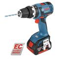ボッシュ バッテリー振動ドライバードリル GSB 18V-EC (4.0Ah・2.0Ahバッテリー各1個、充電器、キャリングケースL-BOXX136付) [作業工具][産業機械][電動][エアー工具][ドライバドリル]