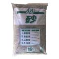 【送料無料】砂 (18kg/ポリ袋)10袋セット マツモト産業