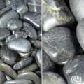 【送料無料】洋風砂利 クリスタルストーン ブラック(15kg)マツモト産業[化粧砂利][洋風砂利]