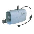 【送料無料】ウェストホン TRC-3WH 3W/ホイッスル付 ユニベックス [保護保安用材][メガホン][拡声器]