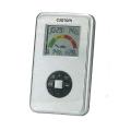 【送料無料】デジタル熱中症計 HI-301 0~+40℃ カスタム [測量][測定機器][温度計][測定器][温度計][湿度計]