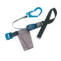 【送料無料】ブルー・リトライト安全帯 RL-593-BLK-LB-SC 1030g [保護保安用材][安全帯][作業ベルト]